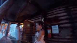 getlinkyoutube.com-Sauna Finlandese