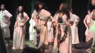 Excellent Ethiopian/Eritrean Dance Performance at CSU-Fort Collins