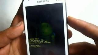 Samsung Galaxy Core GT-I8262 Factory Reset