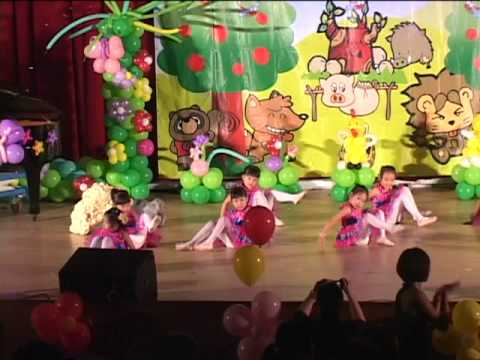 Under the Sea 小美人魚 (by Dancing Class) -2011雨果畢業典禮