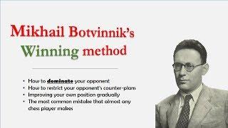 getlinkyoutube.com-Mikhail Botvinnik's winning method