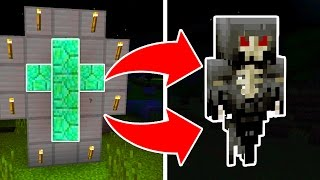 HOW To SPAWN a GRIM REAPER in Minecraft Pocket Edition!!!