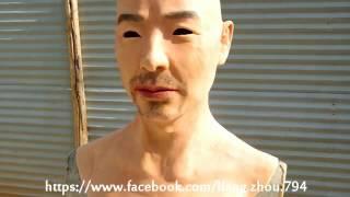 getlinkyoutube.com-silicone mask naamio маски  máscara La Maschera Masque قناع