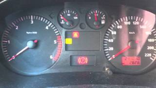 getlinkyoutube.com-Seat ibiza tdi 110PS cold start at -15 degree celsius