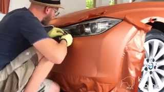 getlinkyoutube.com-Vollfolierung // Car Wrapping // Folierung BMW 3er
