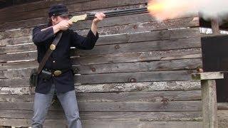 getlinkyoutube.com-The 1860 Henry rifle
