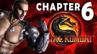 getlinkyoutube.com-Mortal Kombat 9 - Mortal Kombat 9 Story mode - Chapter 06: Jax 1080P Gameplay / Walkthrough