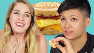 The Ultimate Fast Food Breakfast Taste Test