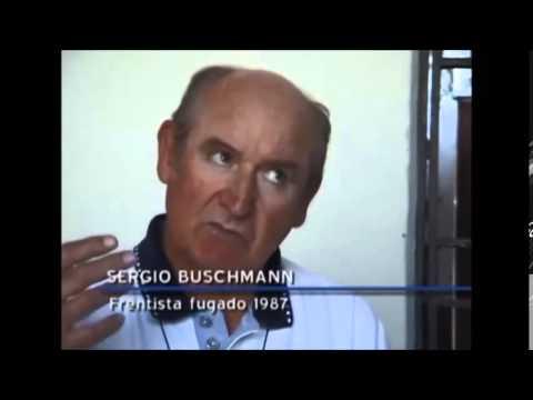 Sergio Buschmann la fuga de un Frentista