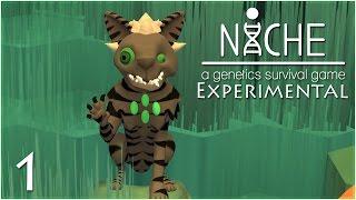 getlinkyoutube.com-Update Experiments on a New Island!! • Niche: Experimental - Episode #1