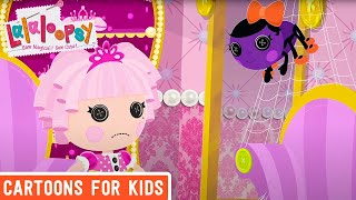 getlinkyoutube.com-Spiders Are Our Friends | Lalaloopsy