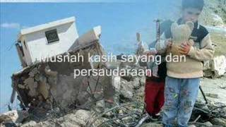getlinkyoutube.com-Nasyid - Damai Yang Hilang (Nowseeheart)