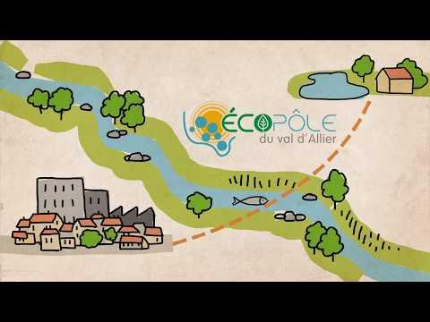 L'Ecopôle du Val d'Allier, un écrin de nature...