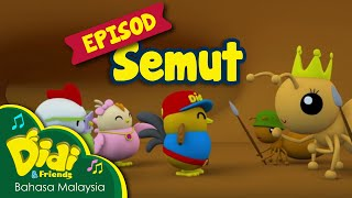 getlinkyoutube.com-Semut | Didi & Friends | Segmen #4