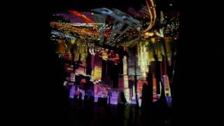 UPSIDE-DOWN video-sculpture by KIRILL CHELUSHKIN