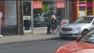 getlinkyoutube.com-Wheelchair girl Sarah - paradolls.com