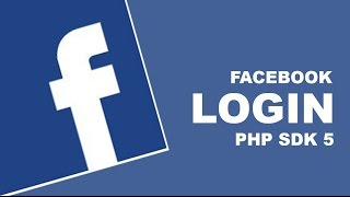 getlinkyoutube.com-Facebook Login with php sdk 5