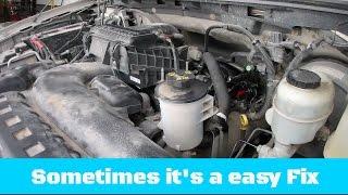 getlinkyoutube.com-Ford 5.4L 3V Ticking, Knocking Solved