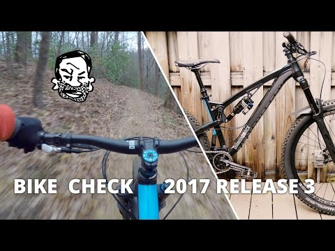 Bike Check - 2017 Diamondback Release 3