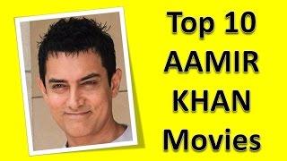 Top 10 Best Aamir Khan Movies List