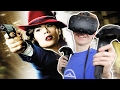 VIRTUAL REALITY SPY GAME | The Price of Freedom VR HTC Vive Gameplay