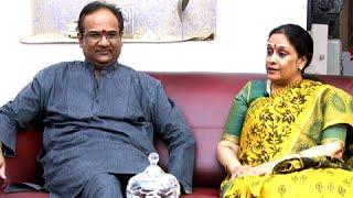 getlinkyoutube.com-Subhalekha Sudhakar and SP Sailaja Special Interview - Part 1 of 3