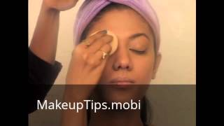 getlinkyoutube.com-How To Apply Makeup Video Step by Step