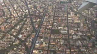 getlinkyoutube.com-Mexico City from the air