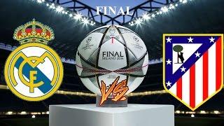 getlinkyoutube.com-Stickman soccer 2016 real Madrid X atlético de Madrid final da champions league 2014/2015 2015/2016