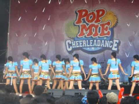 Grafity Cheers @ Pop MIe Cheerleadance 2010.flv