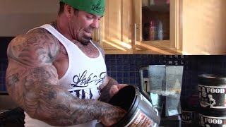 getlinkyoutube.com-BIGGER BY THE DAY - DAY 14 - MONSTER CHEST - ALMOST 300LBS - 30LBS