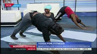 Your Health: Yoga For Fitness, 22nd June 2016