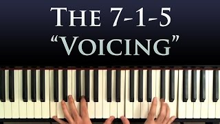getlinkyoutube.com-Harmony and Chord Tricks: The 7-1-5 Voicing
