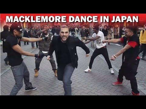 Guillaume Lorentz - Macklemore (Can't Hold Us) - Exclusive Hip Hop Dance in Japan