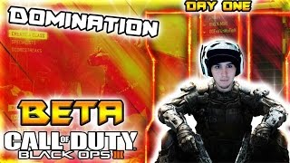 getlinkyoutube.com-Call of Duty Black Ops 3 Multiplayer Gameplay - BO3 Beta Day 1 Live Domination Gameplay