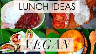 getlinkyoutube.com-♡ VEGAN // LUNCH & DINNER IDEAS - 1# ♡