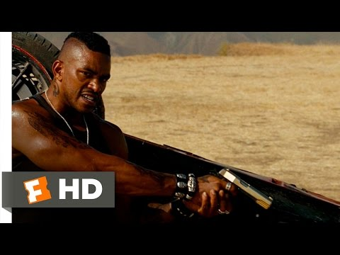 Fast & Furious (10/10) Movie CLIP - Fenix Down (2009) HD