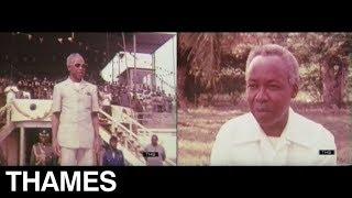 Julius Nyerere interview   Tanzania   This Week   1977