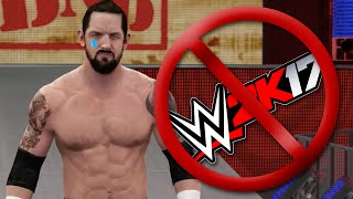 getlinkyoutube.com-WWE 2K17 - 5 Superstars Who Will NOT Be In The Game!