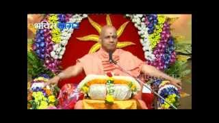 getlinkyoutube.com-Swami Govind Dev Giriji Maharaj - Jeevan Darshan - Part 1- Dombivali (Day 2)