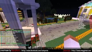 getlinkyoutube.com-Minecraft 1.8 - พาเดินเล่นในเซิฟ -0- (6/9/2015)