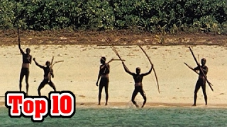 getlinkyoutube.com-Top 10 ISOLATED TRIBES That STILL Exist