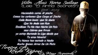 getlinkyoutube.com-Tiraera Pa Kendo La Mano Izquierda - Lele 'El Arma Secreta' (Con letra)