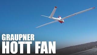 getlinkyoutube.com-Flite Test | Graupner Hott Fan - REVIEW