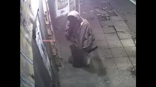 CCTV: Robber steals cash and cigarettes from Nugegoda shop