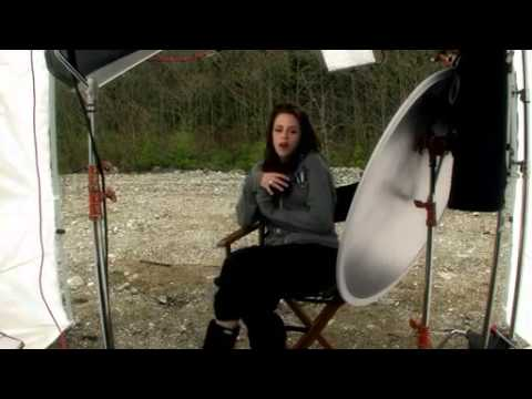 Breaking Dawn Part. 2 - Behind The Scenes bella's Rebirth