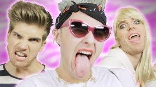 "getlinkyoutube.com-Miley Cyrus - ""We Can't Stop"" PARODY"