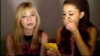 getlinkyoutube.com-Ariana Grande Gives Out Her Phone Number... AGAIN! (Sam&Cat Livestream 6.5.13)