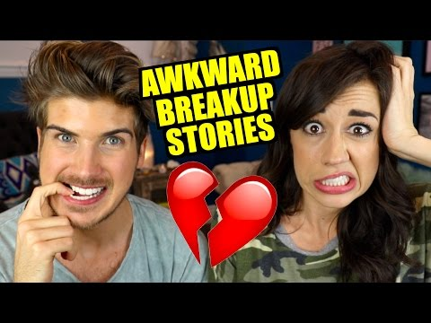 AWKWARD BREAKUP STORIES w/ Joey Graceffa!