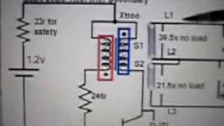 getlinkyoutube.com-Joule Thief with Secondary Explanation Part 2
